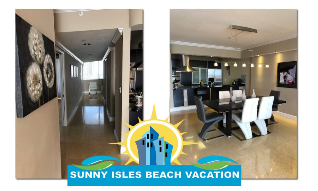 Apartment 909 AT Sunny Isles Beach Location