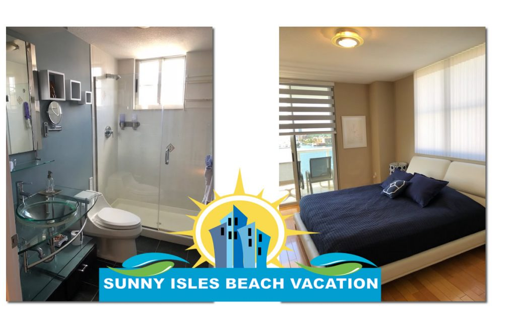 Sunny Isles Vacational Rental maintain a high standard in cleaning and familiar decoration