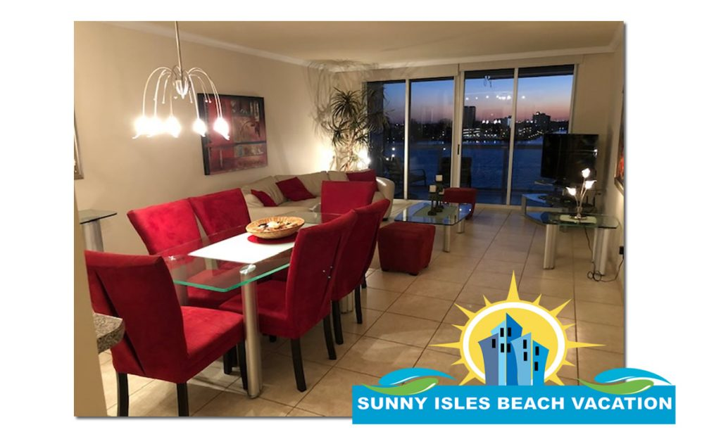 Apartment 607 Sunny Isles Beach Rental Vacation