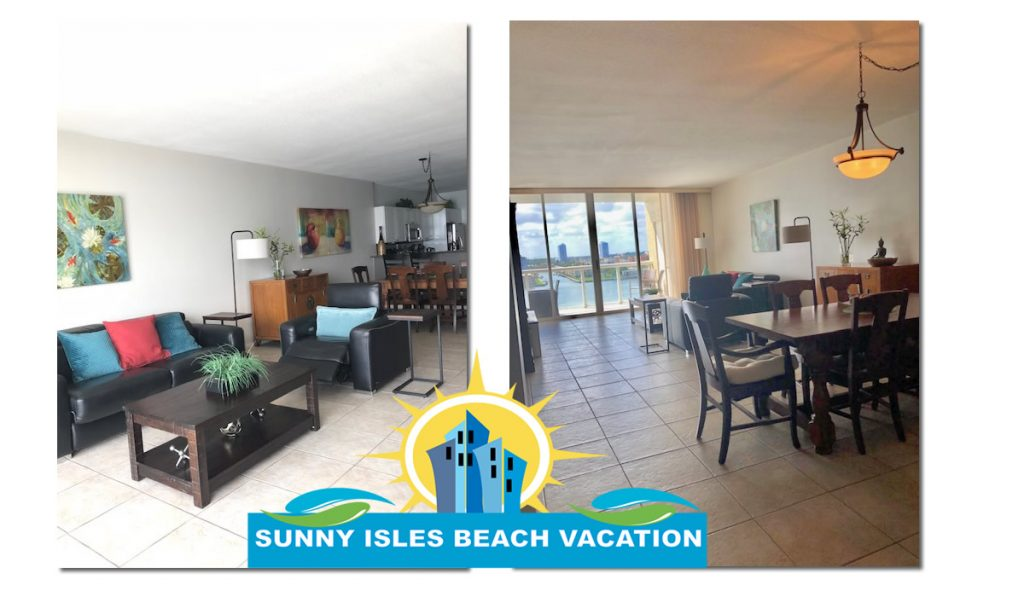 Apartment 901 @Sunny Isles Beach Rental Vacation