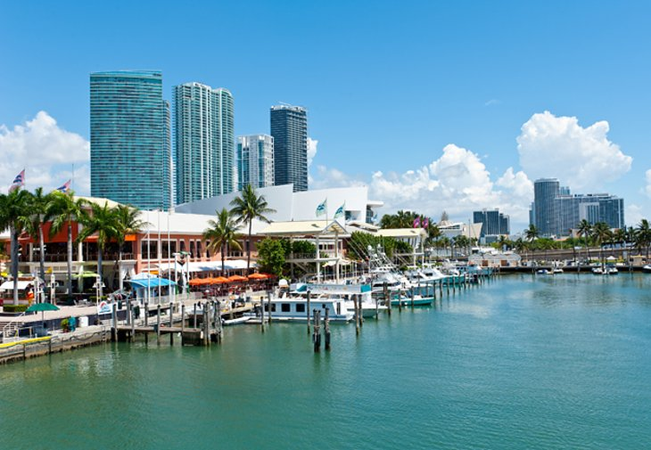 Bayside Market Place in Miami Florida